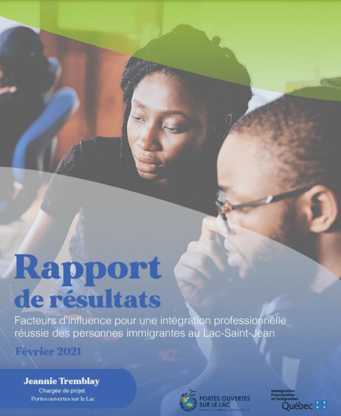 Pour une intégration professionnelle réussie des personnes immigrantes au Lac-Saint-Jean